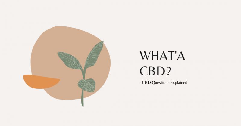 What a CBD?